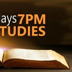 Join us study the Word of God